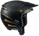&quot;CASCO TRIAL HEBO ZONE 02 CARBONO&quot;
