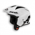 &quot;Casco Airoh TRR Steel Blanco/logo&quot;